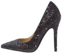 BEBO LEA Decolleté midnight blue glitter
