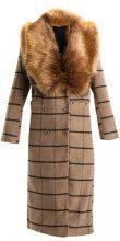 NAKD COLLAR COAT Cappotto classico brown