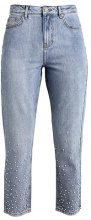 Noisy May NMLIV  Jeans baggy medium blue