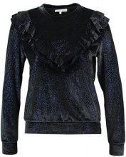 mint&berry Maglietta a manica lunga dark blue glitter