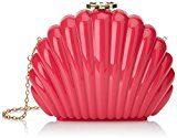 Pepa loves Donna Shell Clutch borsa rosa Size: 7.00x15.00x19.00 cm (W x H x L)