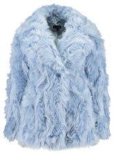 Topshop COAT Cappotto invernale pale blue
