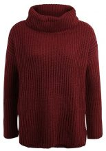 Zalando Essentials Maglione zinfandel dark red