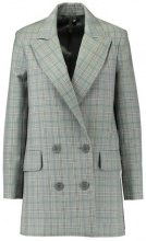 Topshop BOUTIQUE POW CHECK Blazer grey