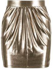 Ivyrevel VAL Minigonna gold metallic