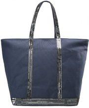 Vanessa Bruno Shopping bag bleu de chine