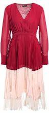 MAX&Co. CANCAN Vestito lungo red