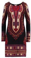 Anna Field Abito in maglia red/black
