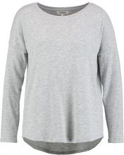 Zalando Essentials Maglietta a manica lunga mottled light grey