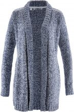 Cardigan in bouclé (Blu) - bpc bonprix collection
