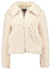 Topshop TOFFEE Giacca invernale cream