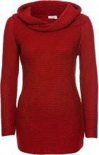 Pullover con scollo a barca (Rosso) - BODYFLIRT boutique