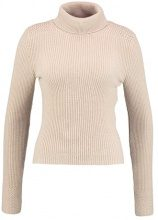 Benetton TURTLE NECK Maglione beige