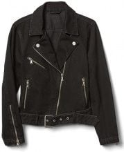 GAP MOTO  Giacca di jeans black