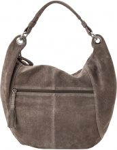 Borsa shopper in pelle (Marrone) - bpc selection premium