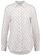 GAP FITTED NOVEL Camicia red/light pink/burgundy