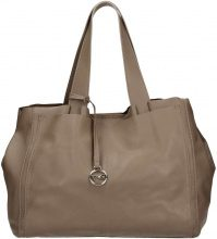 Borsa Shopping Nero Giardini  A643102D SHOPPER Donna VERDEGRIS