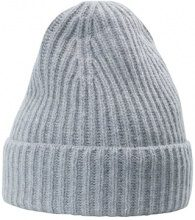 Weekday PLACE BEANIE Berretto grey melange