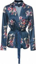 Giacca camicia con cintura (Blu) - BODYFLIRT
