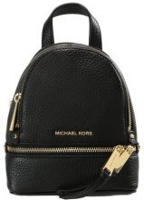 MICHAEL Michael Kors RHEA ZIP BACKPACK Zaino black