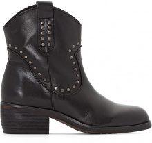 Boots pelle MUSSE&CLOUD