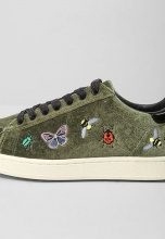 MOA Master of Arts M647 Sneakers basse green