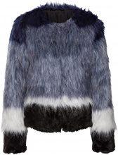 Giacca in pelliccia ecologica (Blu) - BODYFLIRT boutique