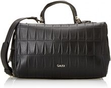 Gaudì V7ai-70589 Small Top Handle Bag-Linea Allison, Borsa a Mano Donna, Nero (Black), 27 x 17 x 15 cm (W x H x L)