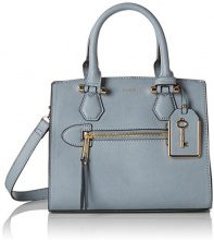 Aldo Repen - Borse Tote Donna, Blue (Light Blue), 19x12x25 cm (W x H L)
