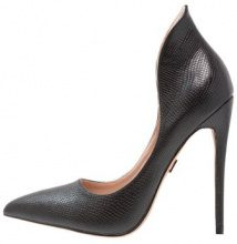 Lost Ink PAIGE COUNTER COURT SHOE Decolleté black