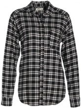 Hollister Co. Camicia black pattern