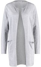 Vila VISTRIKE Cardigan light grey melange