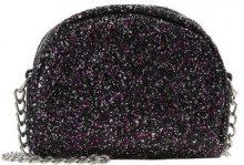 Missguided GLITTER MINI CROSS BODY BAG Borsa a tracolla purple/blue/multi
