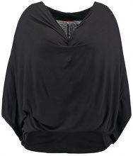 Anna Field Curvy Tshirt con stampa black
