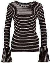 Sisley Maglietta a manica lunga black
