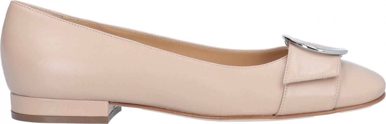 Ballerine e scarpe flat bianche | Tendenze Donna Inverno