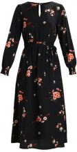 ONLY ONLJAPAAN MIDI DRESS  Vestito lungo black