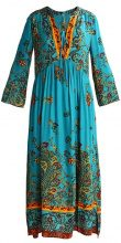 Free People IF ONLY YOU KNEW  Vestito lungo green