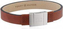 Tommy Hilfiger FASHIONNECKLACEBRACELETANKLET - Gioiello da polso, acciaio inossidabile, 21.5 centimeters null null null null