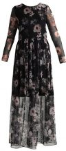 Selected Femme SFSUNNA DRESS Vestito lungo black