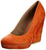 Feud Britannia Wish, Sandali donna, Arancione (Orange (Orange Vintage)), 39
