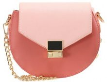 ONLY ONLVALINE Borsa a tracolla pink