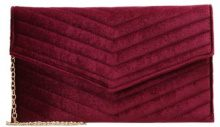 Missguided ENVELOPE Pochette raspberry
