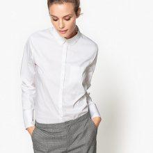 Camicia in cotone, maniche lunghe