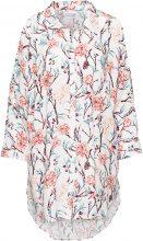 Blusa oversize con aperture (Bianco) - BODYFLIRT