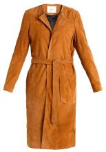 Selected Femme B&&B SFMARIA Trench cognac