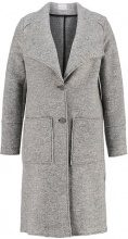 Betty & Co Cappotto classico dark silver melange
