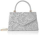 SwankySwans Kendall Lace Smart Elegant,  Argento Argento (Silver)