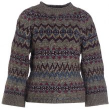Polo Ralph Lauren Maglione grey fairisle