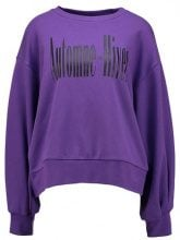 Puma B&B CREW DRAMA Felpa royal purple